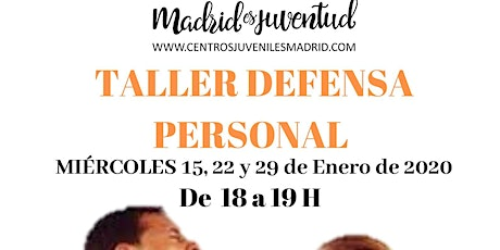 DEFENSA PERSONAL entradas