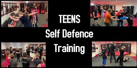 FREE Teens Self Defence Seminar. True Krav Maga tickets