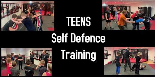 FREE Teens Self Defence Seminar. True Krav Maga