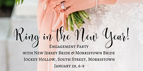 Ring in the New Year with New Jersey Bride & Morristown Bride tickets