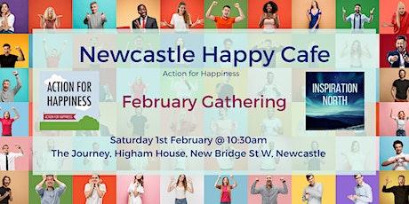 Newcastle Happy Cafe - February 2020 tickets