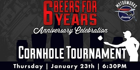 6th Anniversary Cornhole Tournament tickets
