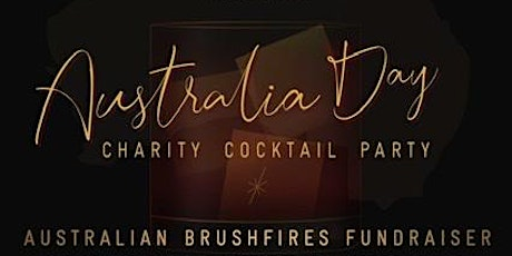 Australia Day Charity Cocktail Party  tickets