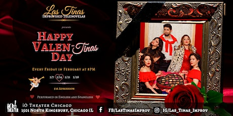 Happy Valen-TINAS Day tickets