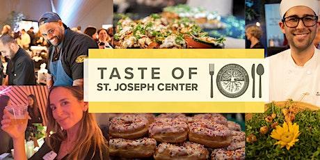 Taste of St. Joseph Center tickets