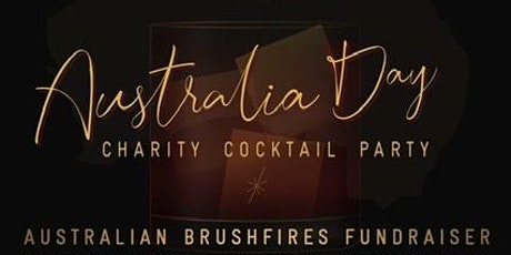 Copy of Australia Day Charity Cocktail Party  tickets