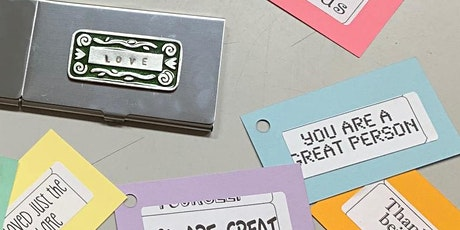 Free Art Workshop for Kids - Kindness Cards 11:30 class tickets