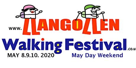 Llangollen Walking Festival Train Ride & Walk 8 miles Saturday MAY 9, 2020 tickets