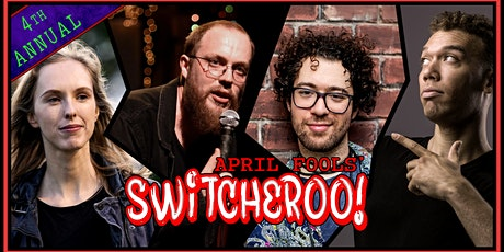 POSTPONED: April Fools' Day Switcherwoo! tickets