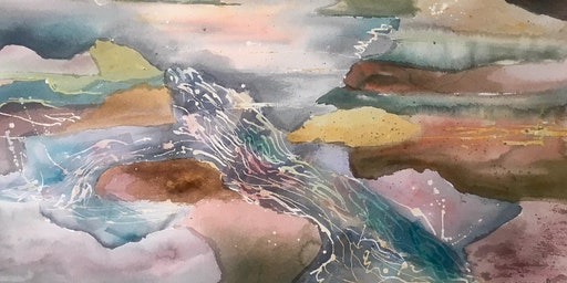 Watercolour Course Beginners and Intermediate 2 Choices Afternoons or PMs