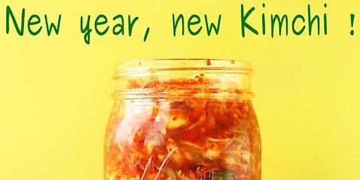 Kimchi Masterclass