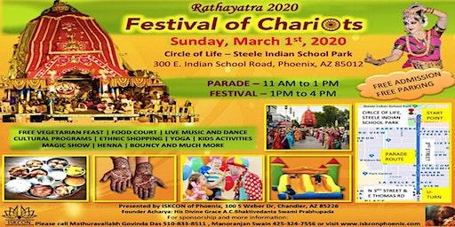 Festival of Chariots-Jagannath Rathayatra
