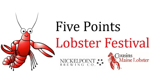 Five Points Lobster Festival