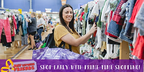 Early Shopping @ JBF N. Houston - 2020 Spring PRIME TIME SHOPPING EVENT tickets