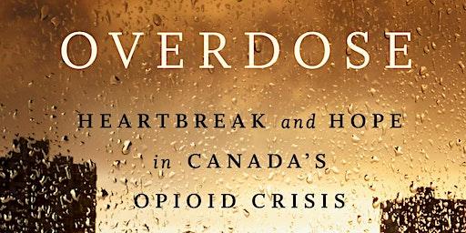 Overdose National Book Tour with Benjamin Perrin - Calgary, AB