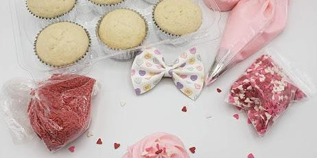My Little Valentine: A Cupcake Decorating Event