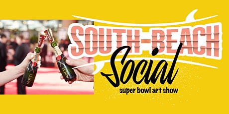 South Beach Social - Super Bowl Mental Health Art Show tickets