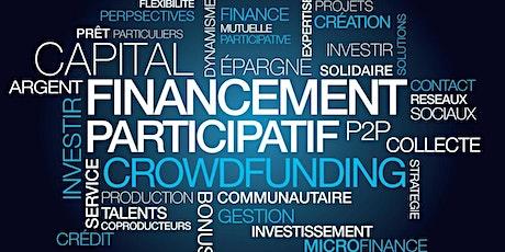 Financement Participatif - Crowdfunding - Outil de Financement de Projet billets