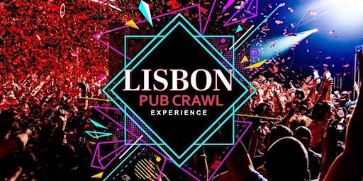 Lisbon Pub Crawl Experience