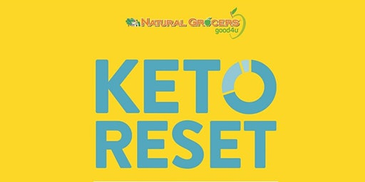 Keto Reset: A 4-Week Series to Reset Your Metabolism