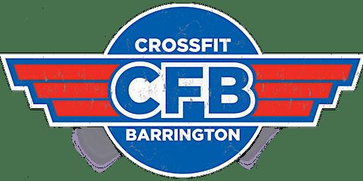 Crossfit Barrington x lululemon