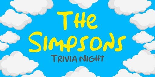 Simpsons Trivia Night