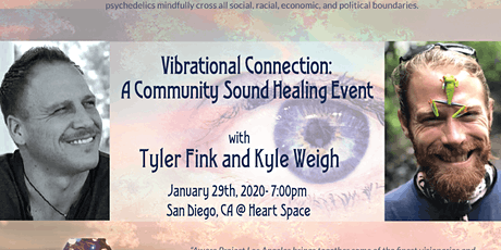 Vibrational Connection: Sound Healing Event tickets