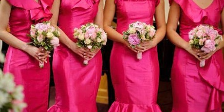 Design Your Own Bag - Upcycle Your Bridesmaids/Formal Gown tickets