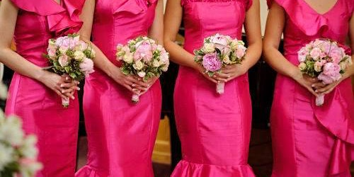 Design Your Own Bag - Upcycle Your Bridesmaids/Formal Gown