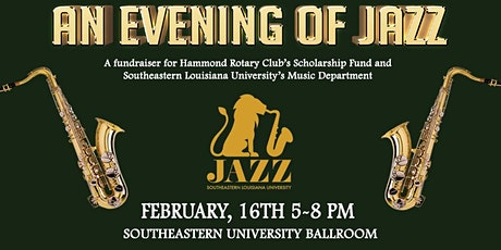 An Evening Of Jazz tickets