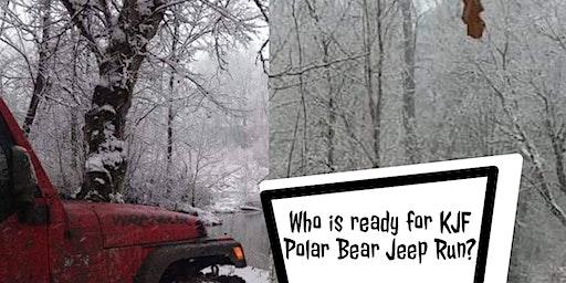 7th ANNUAL KJF POLAR BEAR JEEP RUN
