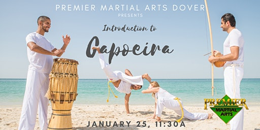 Introduction to Capoeira - Premier Martial Arts