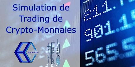 Simulation Trading de Crypto-Monnaies billets