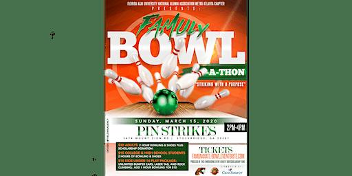 FAMU NAA Metro-Atlanta Chapter - FAMUly Bowl-A-Thon