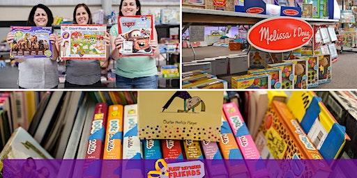 Shop Early!  Teacher's Presale - JBF N. Houston Spring 2020