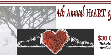 4th Annual Heart of the City Awards tickets
