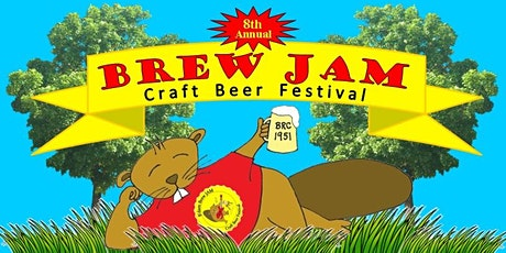 Brew JAM Craft Beer & Music Festival 2020 tickets