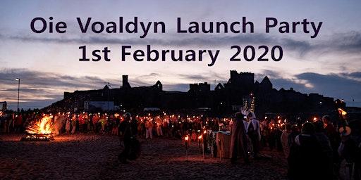 Oie Voaldyn 2020 Launch Party  / Laa'l Breeshey