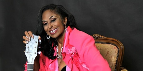 AGP Presents: Claudette King (BB King's Daughter) @ The Village Theatre tickets