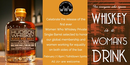Women Who Whiskey Private Single Barrel Release