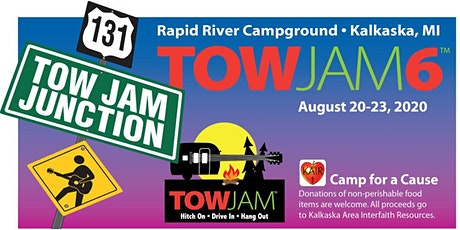 Tow Jam ™  6  Music Weekend tickets