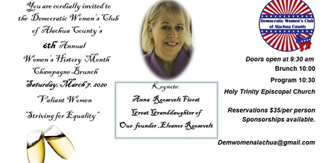 Women's History Month Champagne Brunch tickets