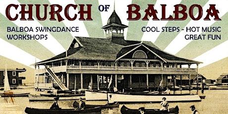 Balboa Swingdance Workshop - Church of Balboa tickets