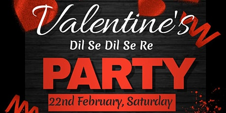 Dil Se Dil Se Re Bollywood Party tickets
