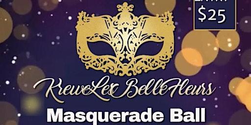 Krewe Les Belle Fleurs 2020 Masquerade Ball