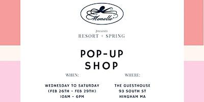 Monelle Boutique Pop-Up Shop (Feb 26th - Feb 29th)