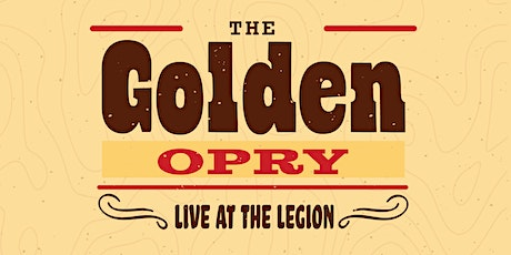 The Golden Opry tickets