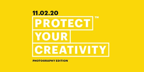 Protect Your Creativity: Photography Edition tickets