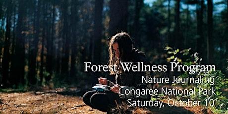 Forest Wellness Program - Nature Journaling tickets