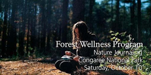 Forest Wellness Program - Nature Journaling